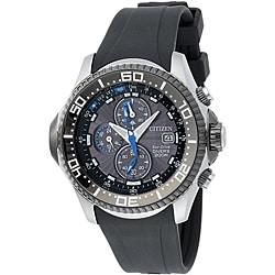 Citizen Men's Depth Meter Chronograph Watch