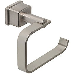 Belle Foret Mainz Satin Nickel Toilet Paper Holder