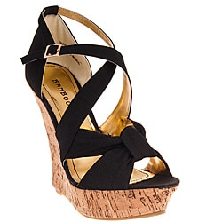 Riverberry Women's 'Driven' Wedge Sandal