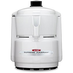 Waring Pro Acme 5001 Quite White Juicerator 550-watt Juice Extractor