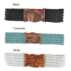 Beaded Classic Belt (Indonesia)