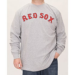 Stitches Men's Boston Red Sox Thermal Shirt