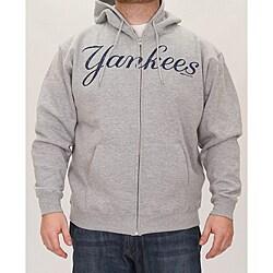 Stitches Men's New York Yankees Full Zip Hoodie