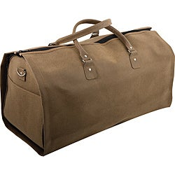 Roberto Amee Embossed Duffel & Garment Bag
