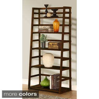 Normandy Ladder Shelf Bookcase