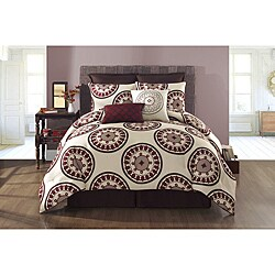 Bedford Reversible 6-piece TwinXL-size Comforter Set