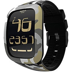 Swatch Men's Camouflage Watch