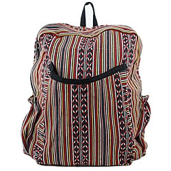 Cotton Knit Backpack (Nepal)