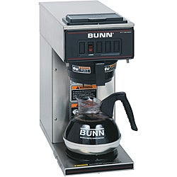 BUNN VP17-1SS 1-warmer Pourover Coffee Brewer