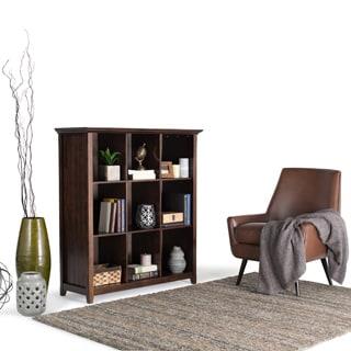 WYNDENHALL Normandy 9-cube Bookcase Storage Unit