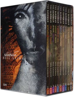 Sandman Slipcase Set (Paperback)