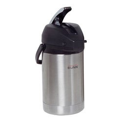 Bunn 2.5-liter Lever-action Stainless Steel Airpot