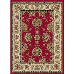 Antep Red Oriental Rug (3&#39;3 x 5&#39;3)