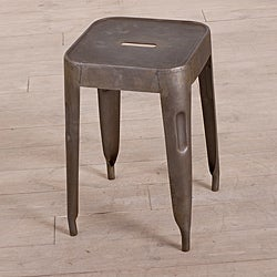 Natural Steel Madurai Stool (India)