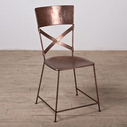 Jabalpur Dining Chair Copper (India)