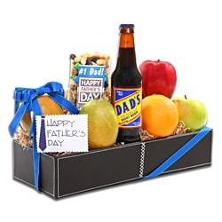 Alder Creek's Fresh Fruit and Snacks for Dad