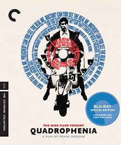 Quadrophenia - Criterion Collection (Blu-ray)