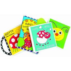 Sassy Baby's First Books