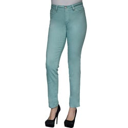 Makers Women's Mint Jeggings