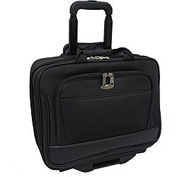 Samsonite Triple Gusset Wheeled 15.4-inch Computer Laptop Business Case Overnighter