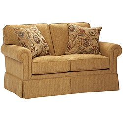 Broyhill Aubrey Wheat Loveseat