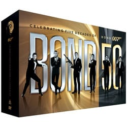 Bond 50: Celebrating Five Decades of Bond 007 (DVD)