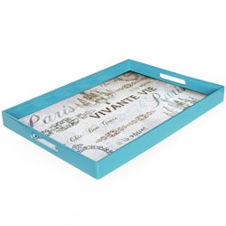 Accents by Jay Paris Serving Tray with Handles