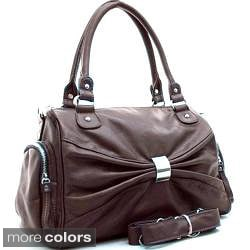 Dasein Cinched Satchel Bag