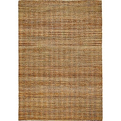 Natural Fiber Hebrides Rectangle Jute Rug 9' x 12'