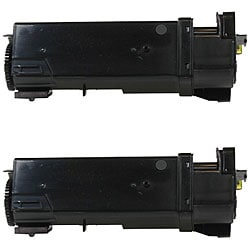 Dell 1320 1320C 310-9058 Compatible High Yield Black Toner Cartridges (Pack of 2)