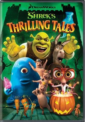 Shrek`s Thrilling Tales (2012)