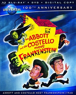 Abbott and Costello Meet Frankenstein (Blu-ray/DVD)