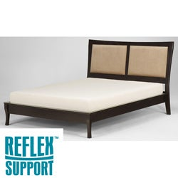 Reflex Support 12-inch Full-size Latex Foam Mattress