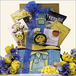 Sweet Recovery Gourmet Get Well Gift Basket