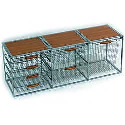 Richell 2-Way Wire Storage System