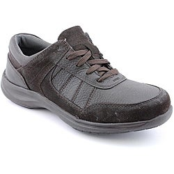 Nunn Bush Men's Everest Brown Casual Shoes Wide