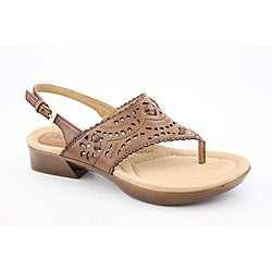 Earth Women's Clove Brown Sandals