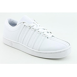 K Swiss Men&#39;s The Classic White Casual Shoes (Size 7)