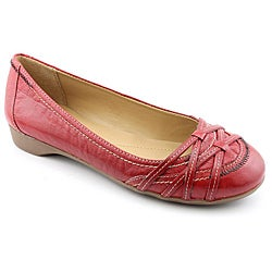 Naturalizer Women's Inez Red Casual Shoes