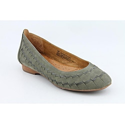 Naya Women's Begonia Green Casual Shoes Narrow