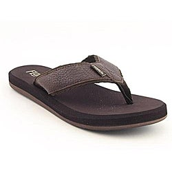 Flojos Boy's Cole II Brown Sandals