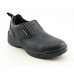 Skidbuster by Nautilus Women's S5077M Black Casual Shoes