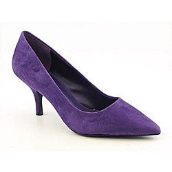 Purple Dress Shoes For Women Image