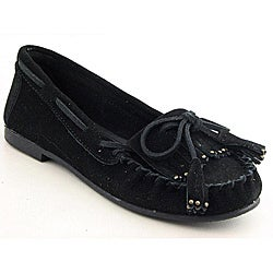 Steve Madden Women's Teapea Black Casual Shoes