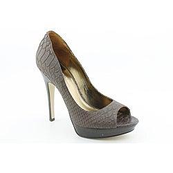 Via Spiga Women's Elora Brown Dress Shoes