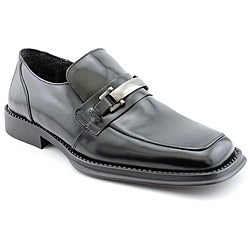 Kenneth Cole Reaction Men's Simple Comfort Black Dress Shoes