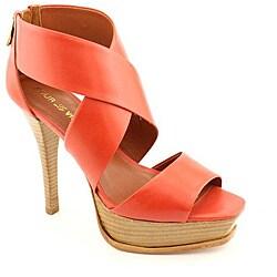 Pour La Victoire Women's Tifara Red Sandals