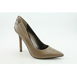 Enzo Angiolini Women's Cornel Beige Dress Shoes