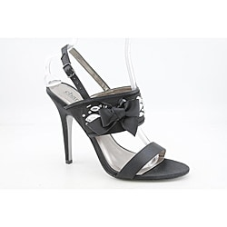 Charles By Charles David Women's Froth Black Sandals (Size 10)