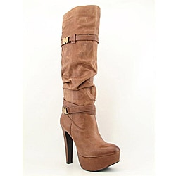 Jessica Simpson Women's Alster Brown Boots